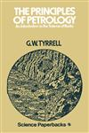 The Principles of Petrology An Introduction to the Science of Rocks,0412215004,9780412215001