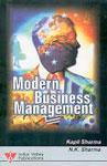 Modern Business Management 1st Edition