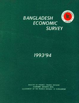 Bangladesh Economic Survey, 1993/94