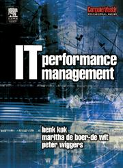 IT Performance Management 1st Edition,0750659262,9780750659260