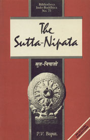 The Sutta-Nipata One of the Oldest Canonical Books of the Buddhism for the First Time Edited in Devanagari Characters 2nd Edition,8170302323,9788170302322
