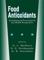 Food Antioxidants 1st Edition,082479351X,9780824793517