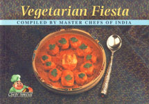 Vegetarian Fiesta 5th Impression,8174360735,9788174360731