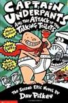 Captain Underpants and the Attack of the Talking Toilets,0590634275,9780590634274