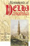 Monuments of Delhi Lasting Splendour of the Great Mughals and Others 4 Vols. in 3,8173051143,9788173051142