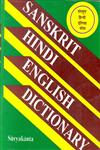 Sanskrit-Hindi-English Dictionary = Sanskrit-Hindi-English Kosh,8125006478,9788125006473