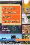 Solid and Hazardous Waste Management,9381075778,9789381075777