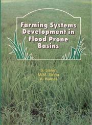 Farming Systems Development in Flood Prone Basins,8170352010,9788170352013