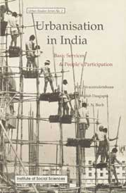Urbanisation in India Basic Services and People's Participation,8170224802,9788170224808