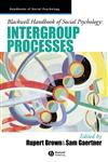 Blackwell Handbook of Social Psychology Intergroup Processes,1405106549,9781405106542