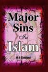 Major Sins in Islam,8174353003,9788174353009