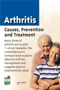 Arthritis Causes, Prevention & Treatment,8122201342,9788122201345