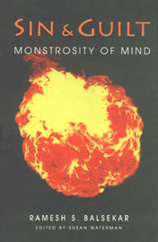 Sin and Guilt Monstrosity of Mind 5th Edition,8188071013,9788188071012