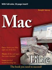 Mac Bible,0470400730,9780470400739