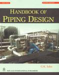 Handbook of Piping Design 2nd Edition, Reprint,8122424562,9788122424560