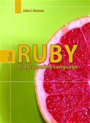 Ruby The Programming Language,0763757578,9780763757571