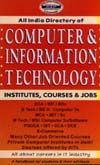 All India Directory of Computer and Information Technology Institutes, Courses and Jobs : A Comprehensive Handbook of Information on Educational, Training & Career Opportunities for 10+2, Graduates and Postgraduates 10th Edition,8188147508,9788188147502