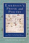 Emerson's Prose and Poetry Authoritative Texts, Contexts, Criticism,0393967921,9780393967920