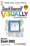 Teach Yourself Visually Excel 2002 1st Edition,0764535943,9780764535949