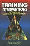 Training Interventions Managing Employee Development 7th Jaico Impression,8172248822,9788172248826