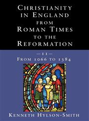 Christianity in England from Roman Times to the Reformation,0334028086,9780334028086