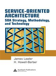 Service-Oriented Architecture SOA Strategy, Methodology and Technology,1420045008,9781420045000