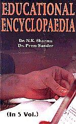 Educational Encyclopaedia 5 Vols.,8189983350,9788189983352