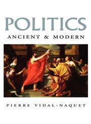 Politics Ancient and Modern,0745610803,9780745610801