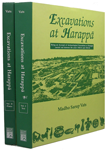 Excavations at Harappa Being an Account of Archaeological Excavations at Harappa Carried Out Between the Years 1920-21 and 1933-34 2 Vols.,812150810X,9788121508100