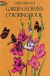 Garden Flowers Coloring Book,0486231429,9780486231426