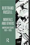 Mortals & Others V1,0041900073,9780041900071