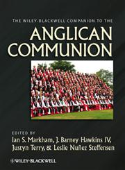 The Wiley-Blackwell Companion to the Anglican Communion,0470656344,9780470656341