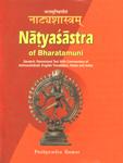 Natyasastra of Bharatamuni = भरतमुनिप्रणीतं नाट्यशास्त्रम् Sanskrit Text, Romanised Text, Commentary of Abhinava Bharati by Abhinavaguptacarya and English Translation by M.M. Ghosh 4 Vols. 2nd Revised & Enlarged Edition