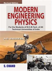 Modern Engineering Physics [For the Students of B.E./B.Tech. of all Technical Universities of India] Revised Edition,8121917573,9788121917575