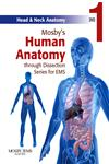 Mosby's Human Anatomy through Dissection Series for EMS, DVD 1 Head & Neck Anatomy,0323053262,9780323053266
