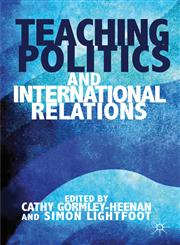 Teaching Politics and International Relations,0230300014,9780230300019
