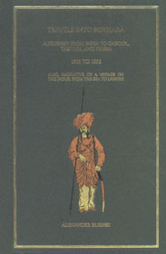 Travels into Bokhara Being the Account of a Journey from India to Cabool, Tartary and Persia 1831-1833 : Also, Narrative of a Voyage on the Indus from the Sea to Lahore Vol. 3 2nd Reprint London 1834 Edition,8120607953,9788120607958