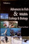 Advances in Fish and Wildlife Ecology and Biology Vol. 5,8170357187,9788170357186