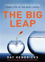 The Big Leap Conquer Your Hidden Fear and Take Life to the Next Level,0061735361,9780061735363