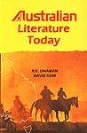 Australian Literature Today,8185218706,9788185218700