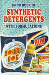 Hand Book of Synthetic Detergents with Formulations,8186732438,9788186732434