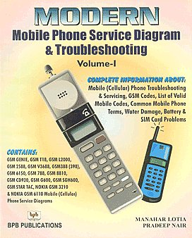 modern mobile phone service diagram and troubleshooting, vol   1,8176563366,9788176563369
