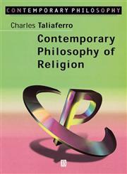 Contemporary Philosophy of Religion,1557864489,9781557864482