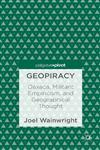 Geopiracy Oaxaca, Militant Empiricism, and Geographical Thought,1137301732,9781137301734
