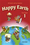 Happy Earth, Level 1 Class Book,0194338460,9780194338462