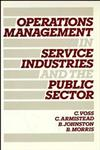Operations Management in Service Industries and the Public Sector Text and Cases 1st Edition,0471908010,9780471908012