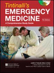 Tintinalli's Emergency Medicine A Comprehensive Study Guide 7th Edition,0071484809,9780071484800