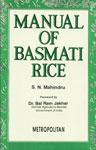 Manual of Basmati Rice 1st Edition,8120003519,9788120003514