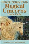 Magical Unicorns Oracle Cards,1401902758,9781401902759