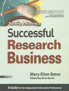 Building & Running a Successful Research Business A Guide for the Independent Information Professional 1st Indian Imprint,8170005248,9788170005247